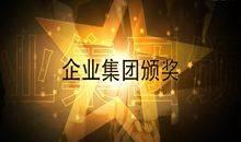 金色豪華企業年度頒獎典禮