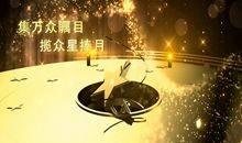 震撼大氣小金人頒獎晚會